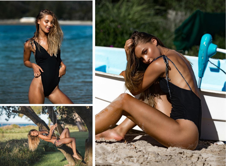 Model Maja Lundgren